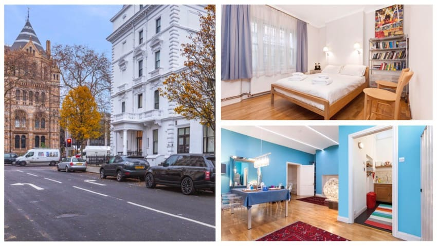Fantastic South Kensington location