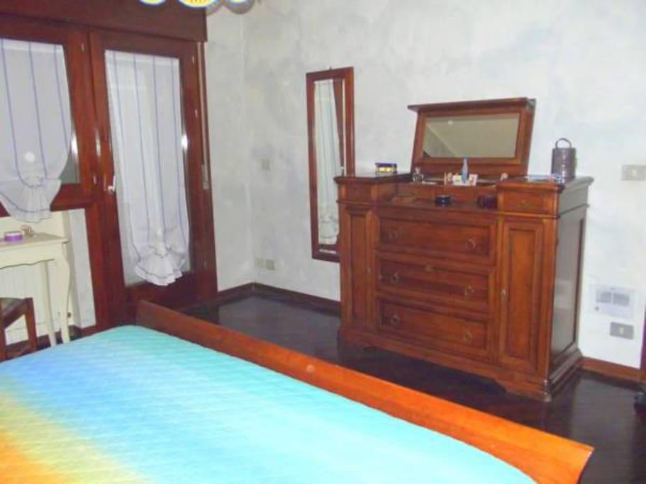 Interno camera Capri