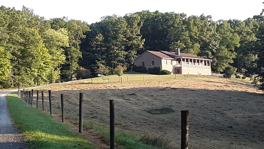 Steele Ridge