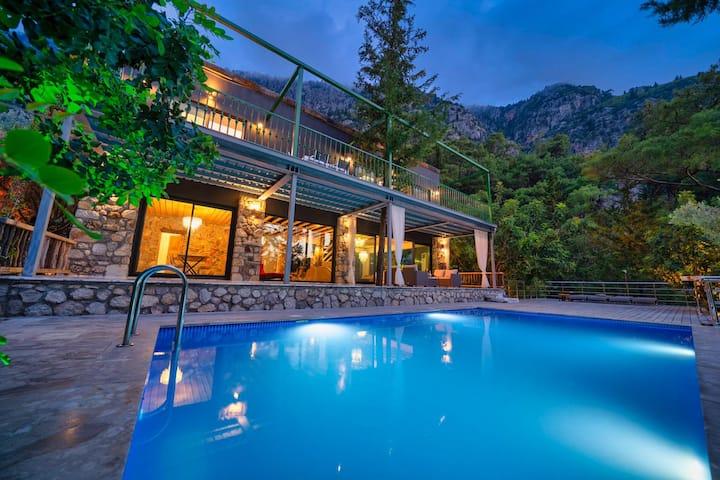 Kıdrak villa residence