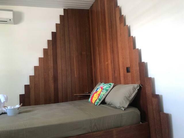 Kaz Baobab - Chambre Wacapou (Charme unique)