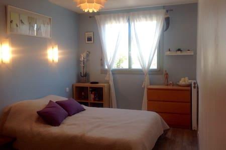 Nice & Calm private room near Paris - Chelles - Wohnung