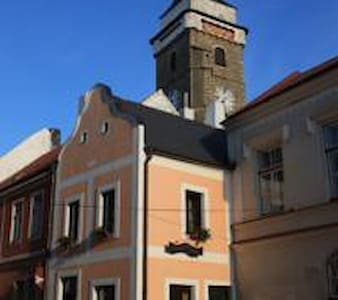 Historical apartments in the Renaissance House - Slavonice