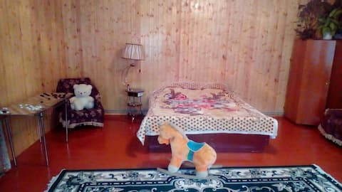 Солнечный домик,в парковой зоне города Кисловодска