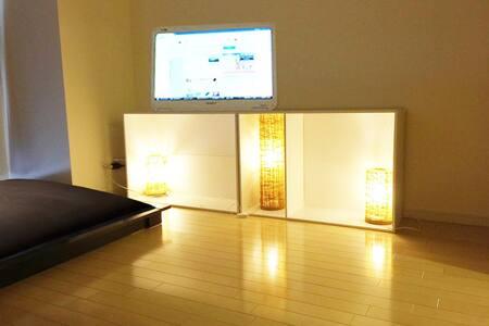 Namba st 7min★newly build★near umeda/shin-osaka - Apartment