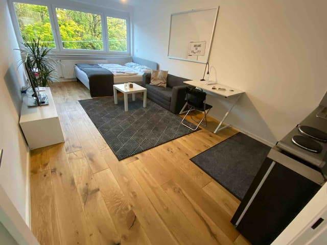 Central clean chique appartement