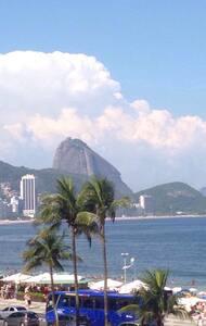 FLAT COMPARTILHADO/VISTA MAR/L1 - Rio de Janeiro