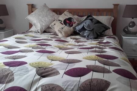 Superior Double en suite room - Kilkenny
