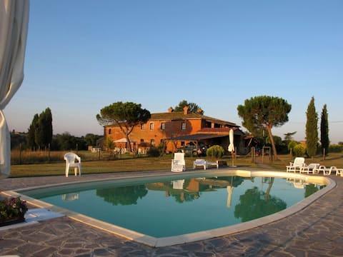 """Casa Poggio Moro-Appartamento """"Montepulciano"""""""