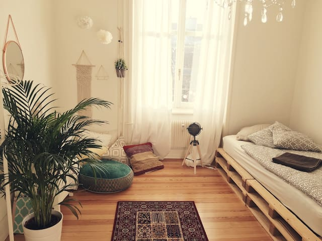 Beautiful bright room in Basel - Basel - Apartment