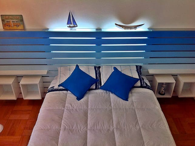Brazilian Beach Room + Transfer Service