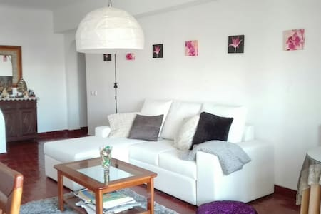 2 bedroom Ocean View Caparica - Daire