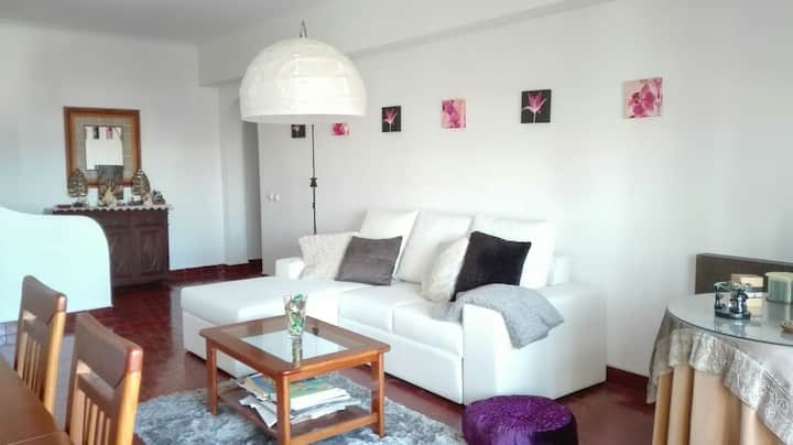 2 bedroom Ocean View Caparica 20min Lisbon Center