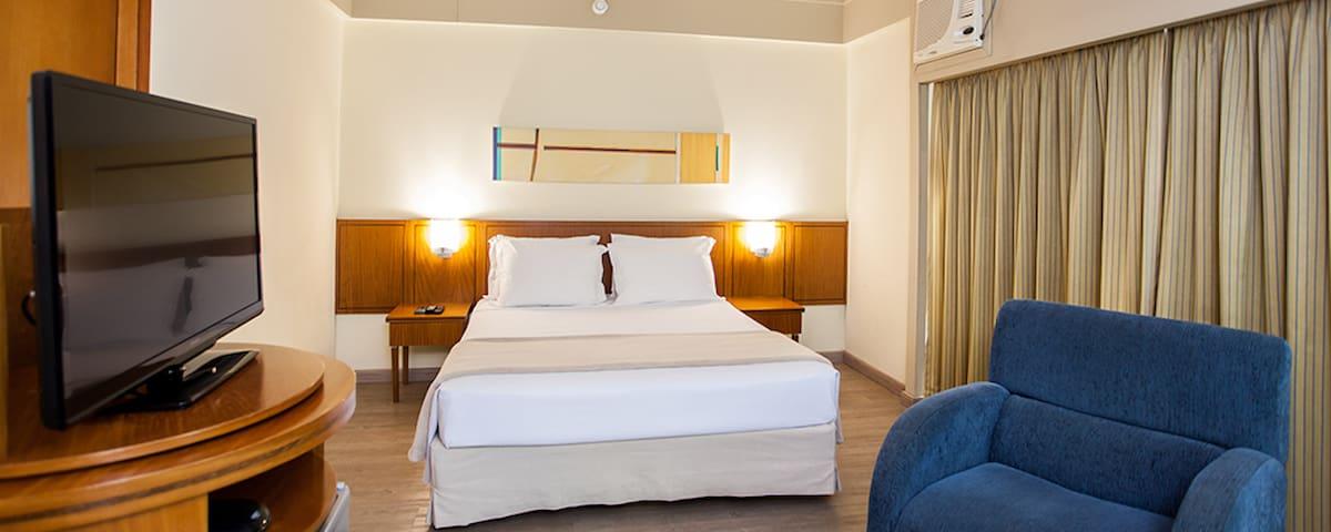 Travel Inn Ibirapuera - Excelente Apartamento