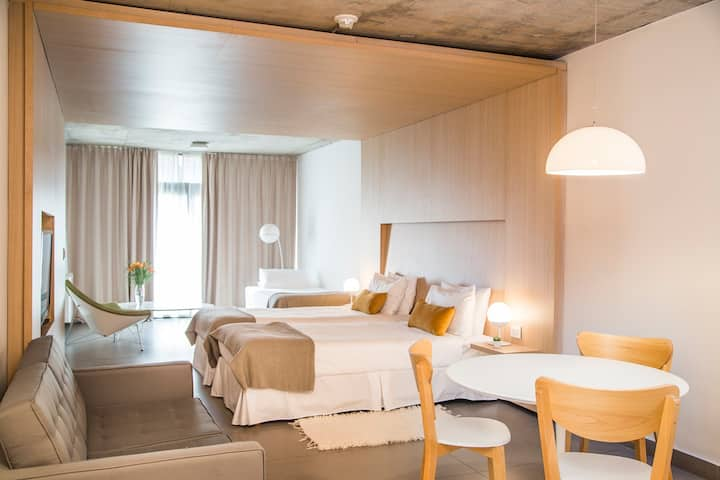 JUNIOR SUITE TRIPLE en San Telmo