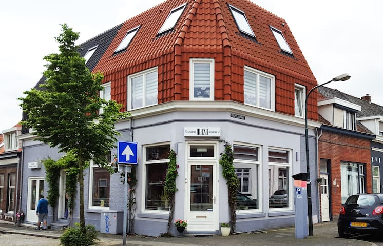 Bed & Breakfast Maza, Brabantse Wal BIG ROOM - Bergen op Zoom - Townhouse