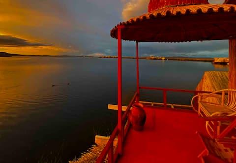 Uros Samaraña Uta Lodge Ideal Para una Experiencia