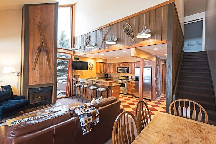Three Kings Ski In/Out Condo - Park City - Wohnung