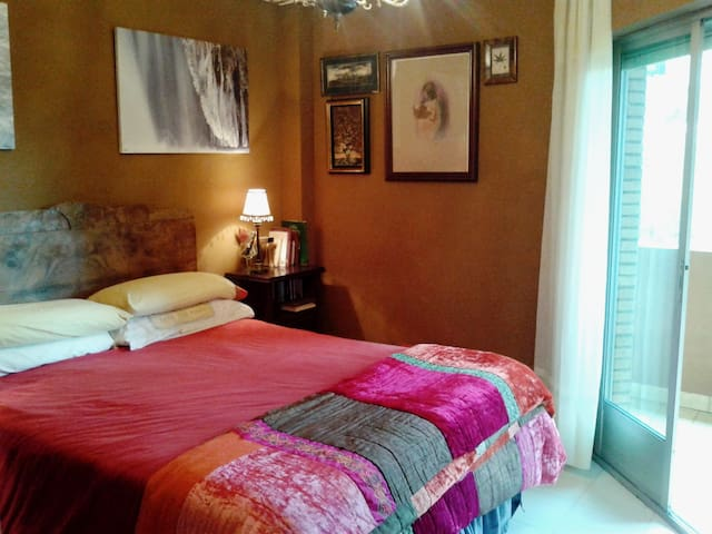 Double room in the center of Béjar - Béjar