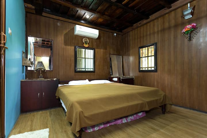 Heritage Homestay in an Eco-Touristic Village