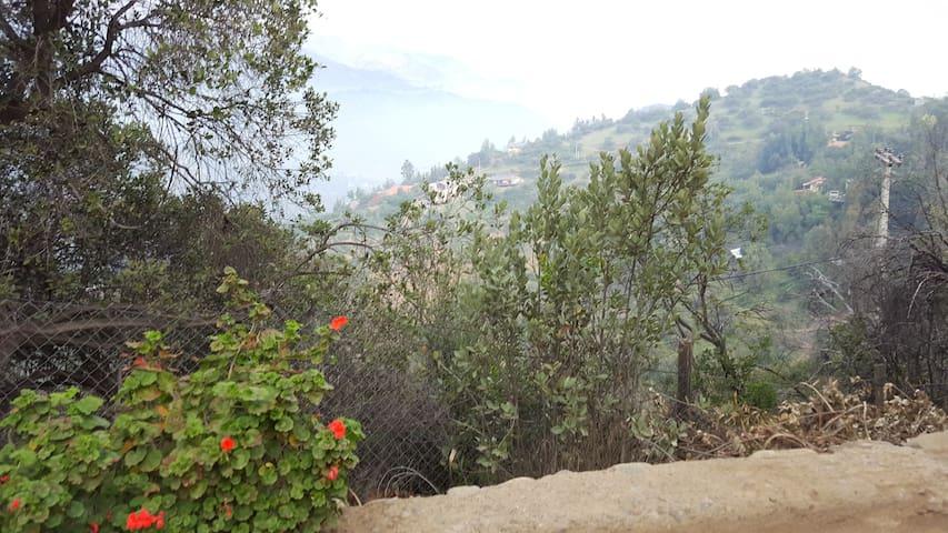 Arriendo Habitacion Cabaña Natura Lovers - Lo Barnechea - Cabaña