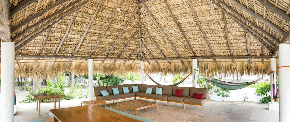 Paradise in Central America - Barra de Santiago - Casa