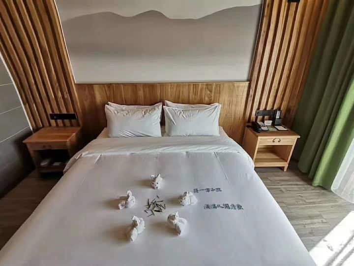 小十方精品度假大床房