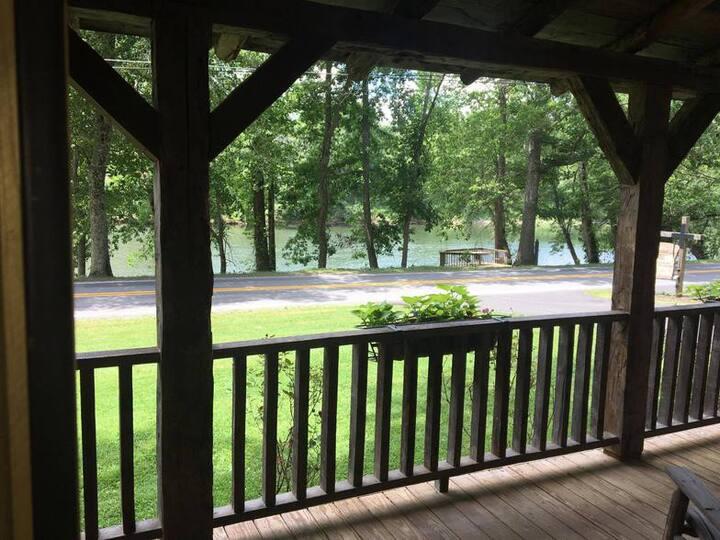 Greenbrier River Retreat Cottage #2