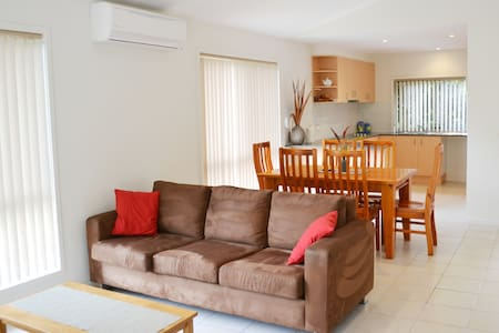 Number 2 - Private 1BR Townhouse near Surf Beach - Surf Beach