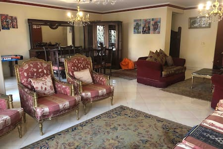 Super apartement in nasr city near Abbas Elakkad