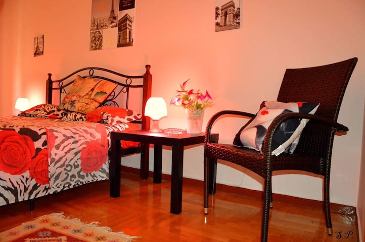 The rose Paris - Atenas - Apartamento