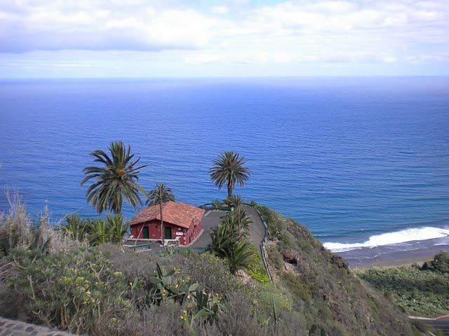 Casa Datilera - Los Realejos - Dağ Evi
