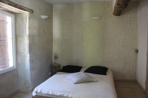 chambre individuelle dans grande maison