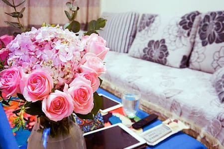 24小时输送新鲜空气全天25度恒温的房子 - Hangzhou - Lägenhet
