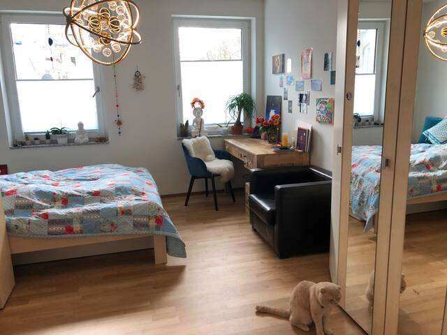 Comfortable room near by the city center