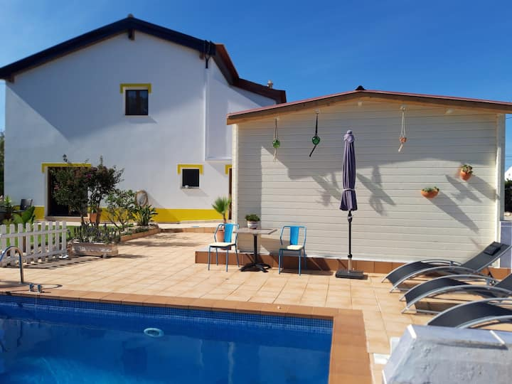 Andorina apartment 1km from praia da arrifana!