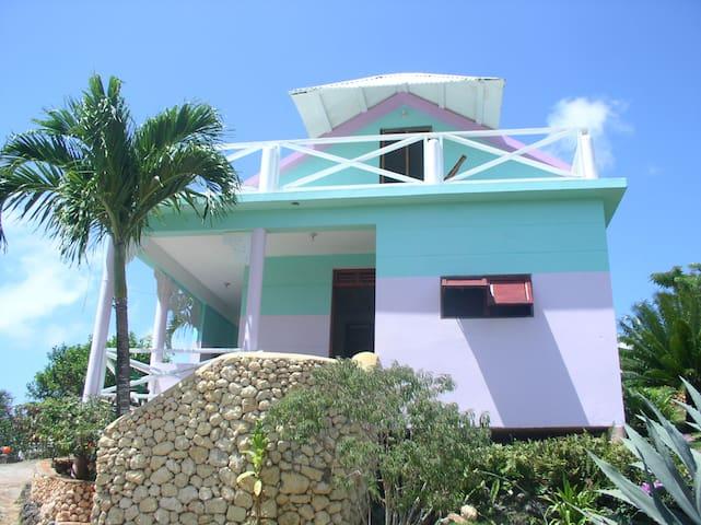 casa stella - Las Galeras - House