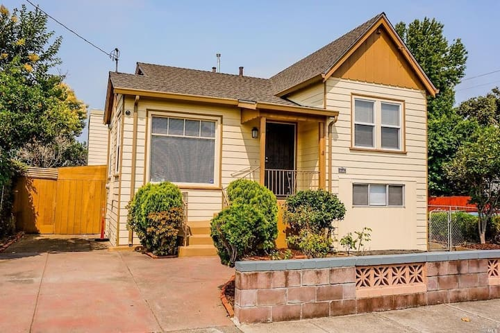Entire Home Close To Napa & Ferry To San Francisco