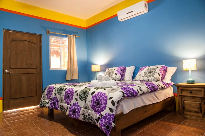 B&B casa Juarez camera azzurra