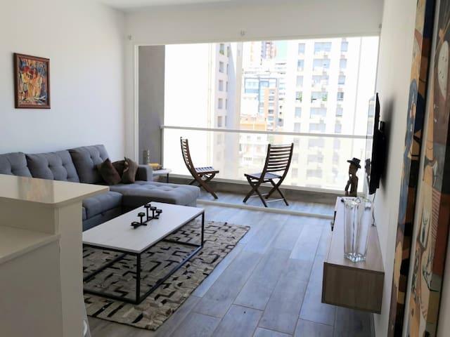 Achrafieh 2 bedroom brand new apartment 10th floor