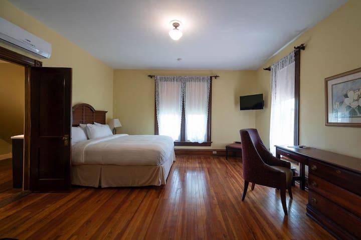 Historic, Grand Home or B& B- Private room & Bath
