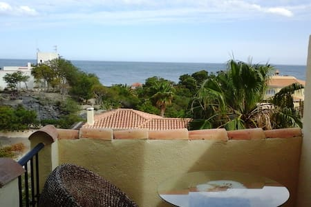 Beautiful apartment in a cozy bay of Almeria - Cuevas del Almanzora - บ้าน