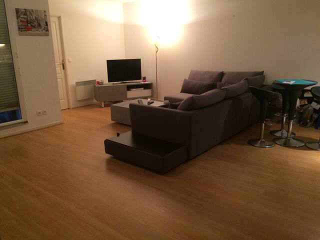 Bel appartement donnant sur la mer - Berck - Lakás