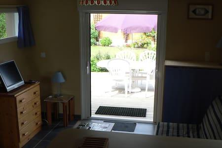 Studio chez l'habitant 28m² indépendant plain-pied - Saint-Briac-sur-Mer
