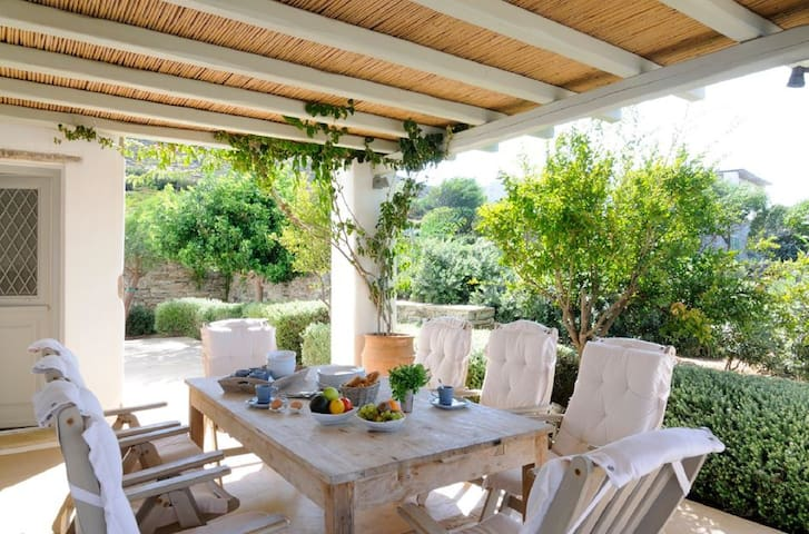 Lovely Villa with swimming pool - Paros - Lägenhet