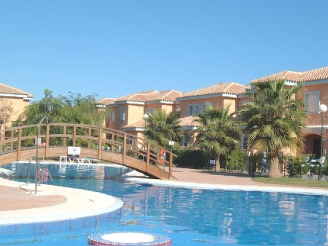 House sleeps 6 Almeria Spain - Vera - Huis