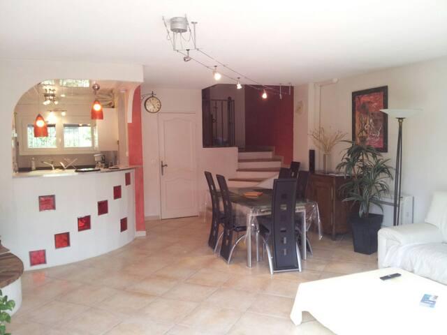 les villanelles maison Grasse 06130 - Grasse - Casa