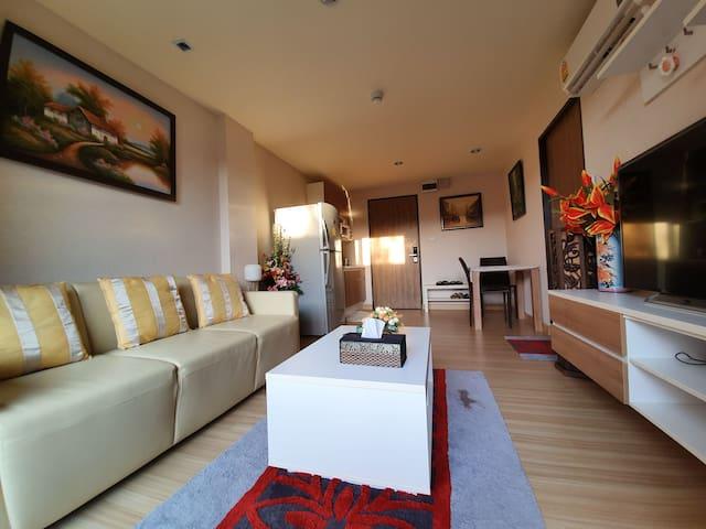 Hua-Hin Bluroc Condominium