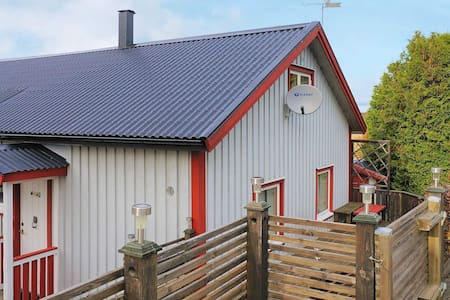 5 person holiday home in UPPHÄRAD
