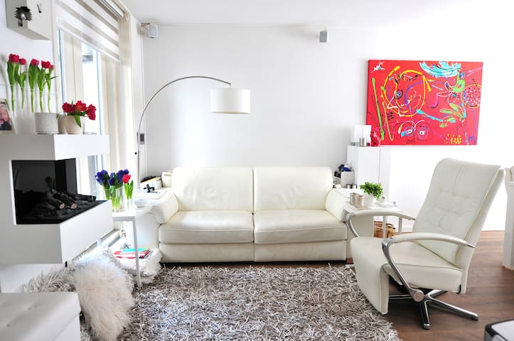 Lovely cozy apartment for 2 close to city centre